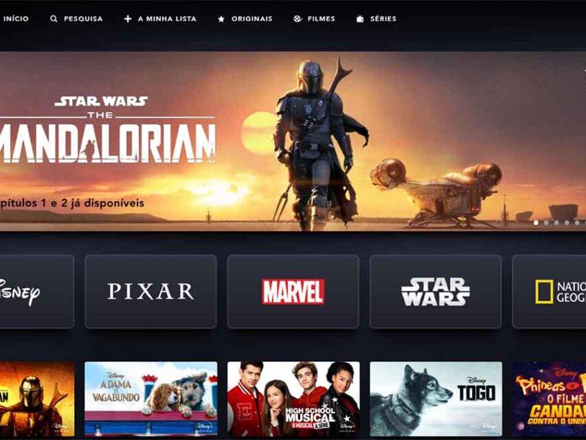 Disney+ já chegou a Portugal carregada de conteúdos para todas as idades