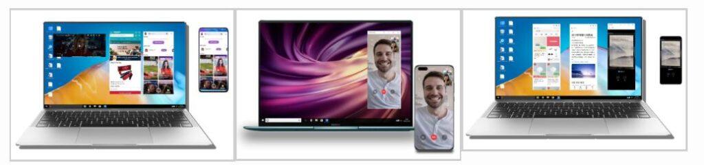 emui 11 Multi-screen collaboration 3.0
