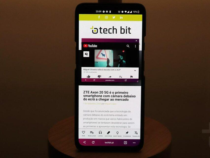 Fishpowered - Um browser leve e rápido baseado em Android Webview para o seu smartphone