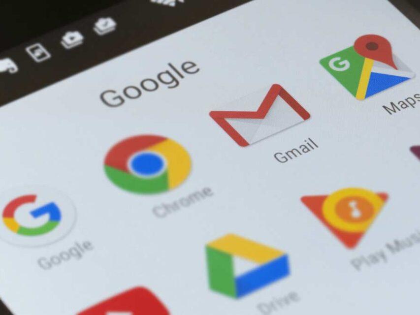 Como ocultar o novo separador do Google Meet no Gmail