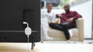 Chegou o novo Google Chromecast com Google TV e controlo remoto