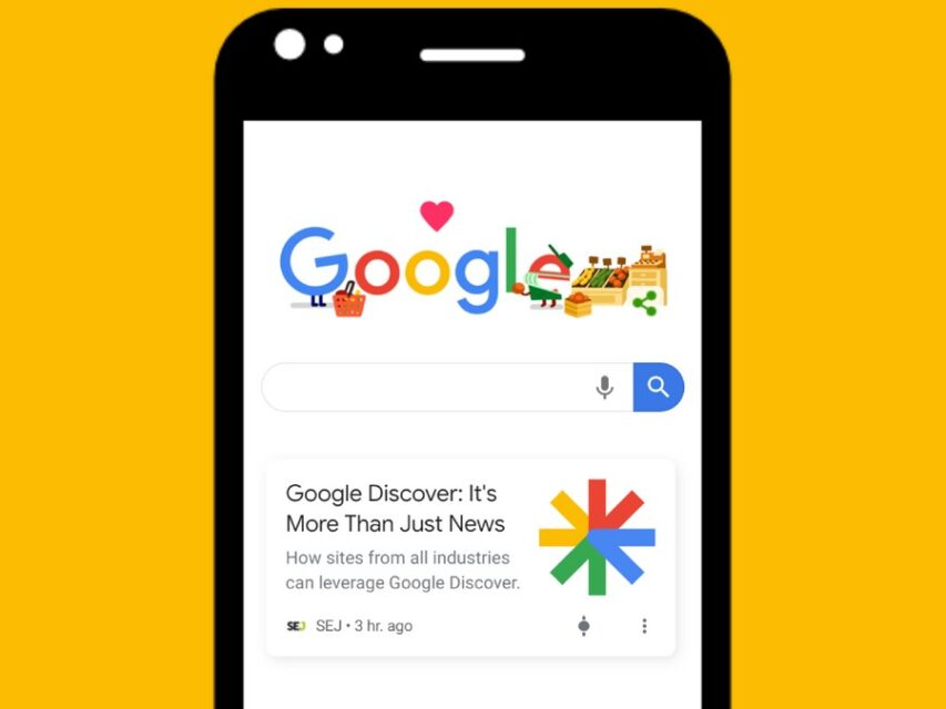 Saiba como desativar o Google Discover no seu smartphone Android ou iOS