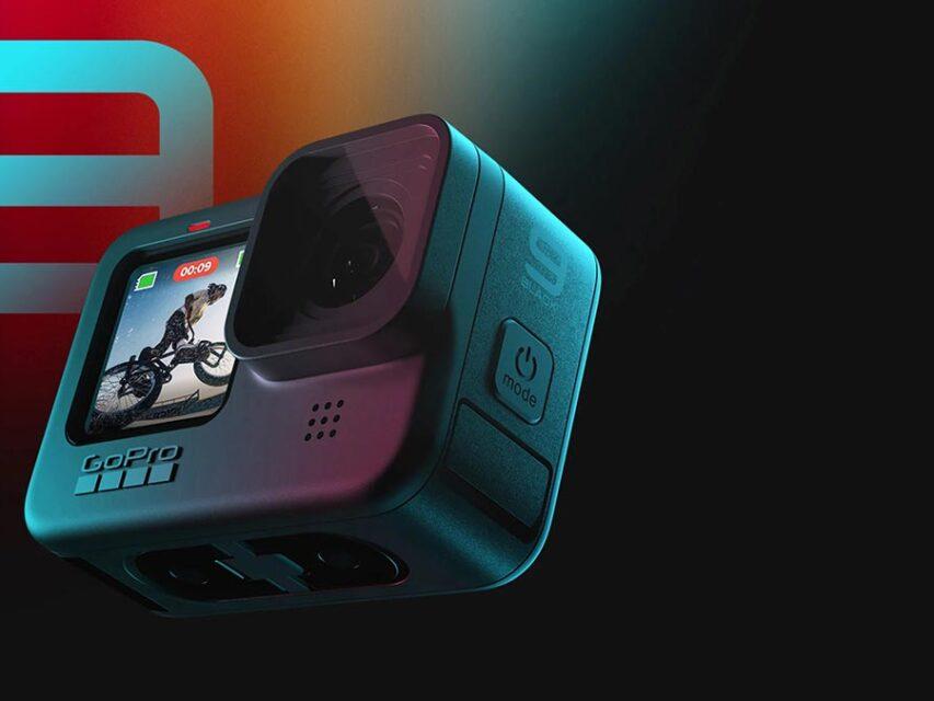 GoPro Hero9 Black já é oficial com duplo ecrã a cores e gravação em 5K