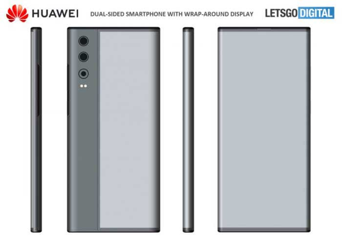 huawei patente xiaomi mi mix alpha