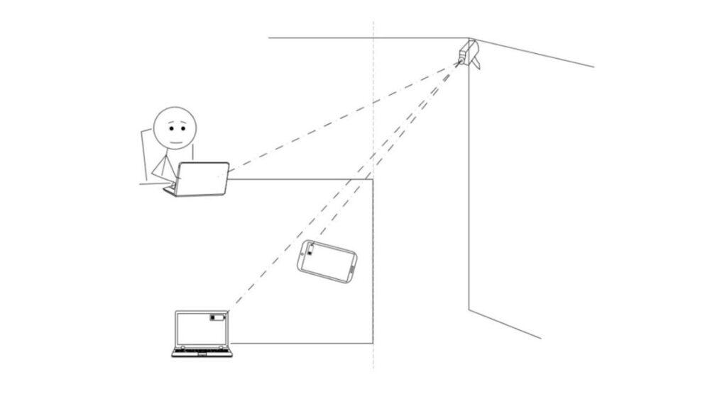 huawei tecnologia carregamento sem fios laser