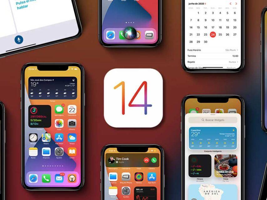 Atualizações para o iOS 14 e iPadOS 14 apontadas para hoje às 18 horas