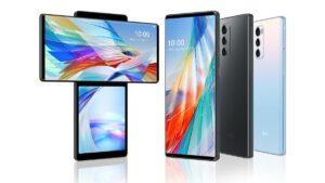 LG Wing 5G já é oficial e revela surpreendente design de ecrã duplo em T