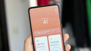 Mi Health recebe medição de frequência cardíaca com a câmara nos smartphones Xiaomi