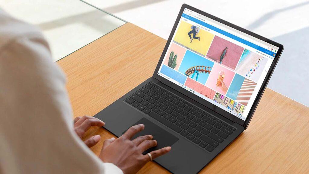 microsoft surface laptop 3