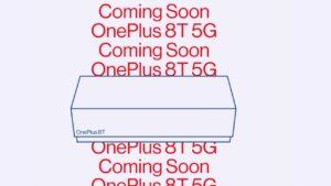 OnePlus poderá lançar 5 dispositivos com o OnePlus 8T