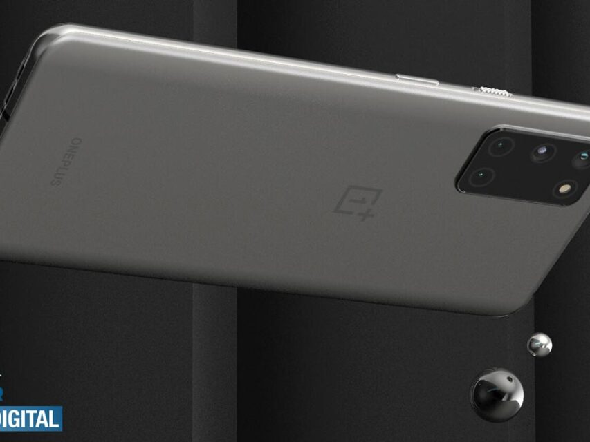 Novos renders mostram detalhes do novo OnePlus 8T