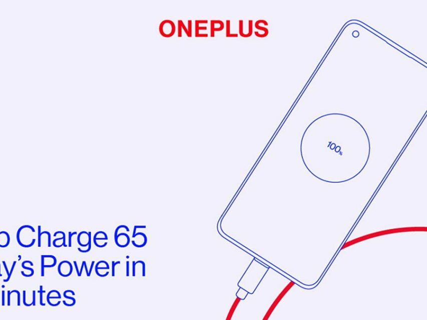 OnePlus 8T chegará com sistema de dupla bateria que permite carregamento em 39 minutos