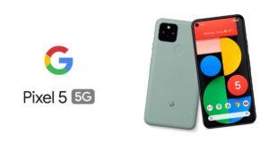 Google já revelou os novos Pixel 4a 5G e Pixel 5