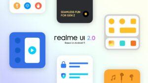 Reveladas as novidades da Realme UI 2.0 e o seu  calendário de atualizações