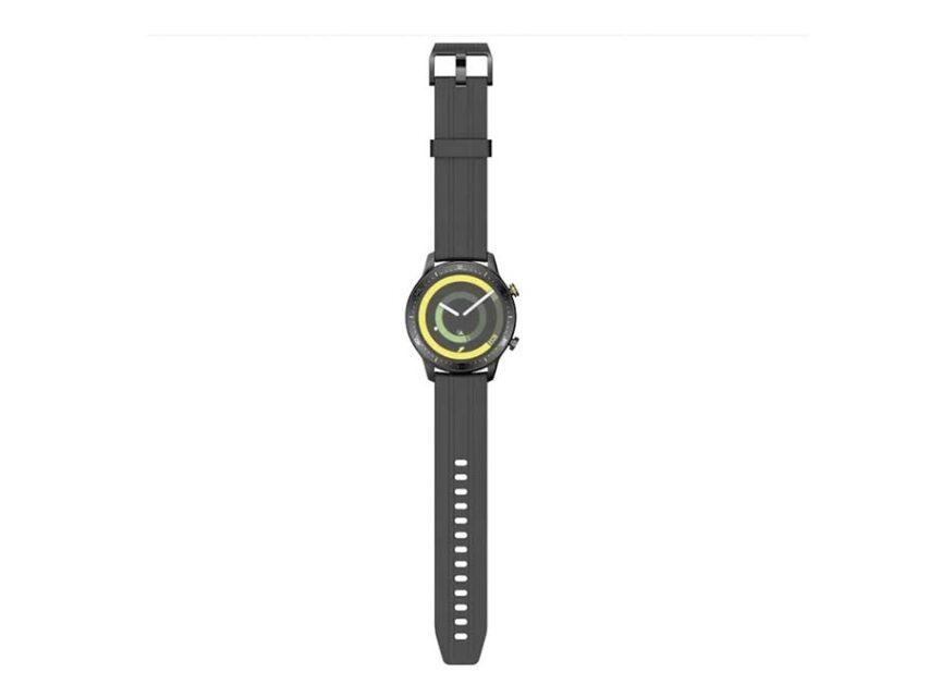 Leak do Realme Watch S Pro revela desenho circular e ecrã AMOLED