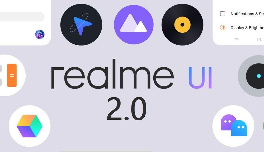 Realme UI 2.0 será apresentada a 21 de setembro