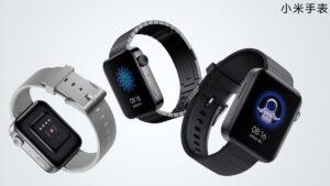 Smartwatch da Redmi deverá chegar em outubro