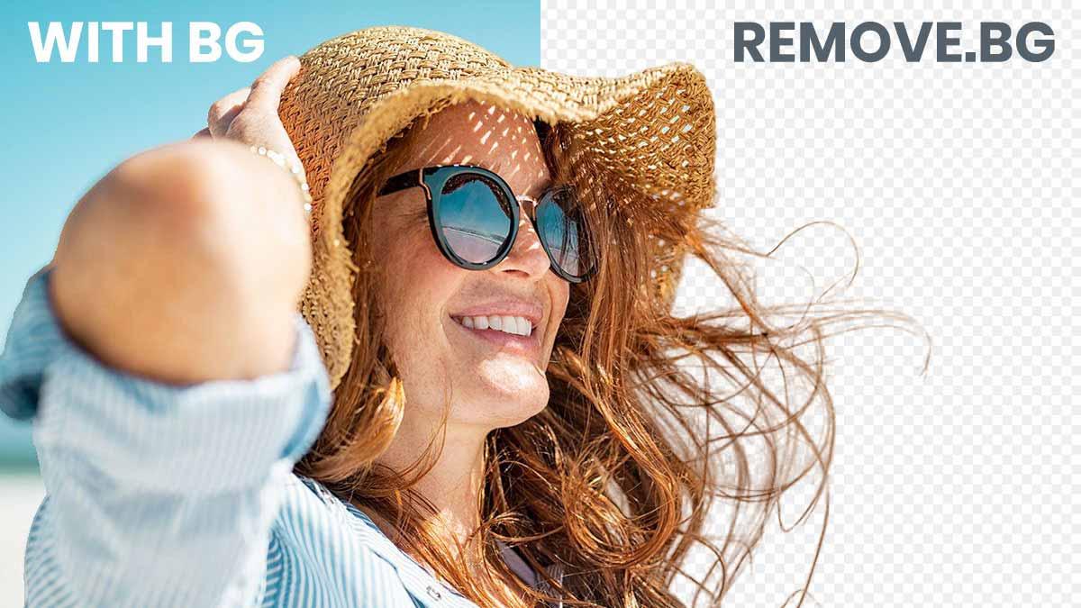 remove.bg remover fundo imagem android