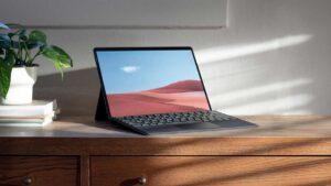 Microsoft prepara novo Surface Pro X com processador SQ2