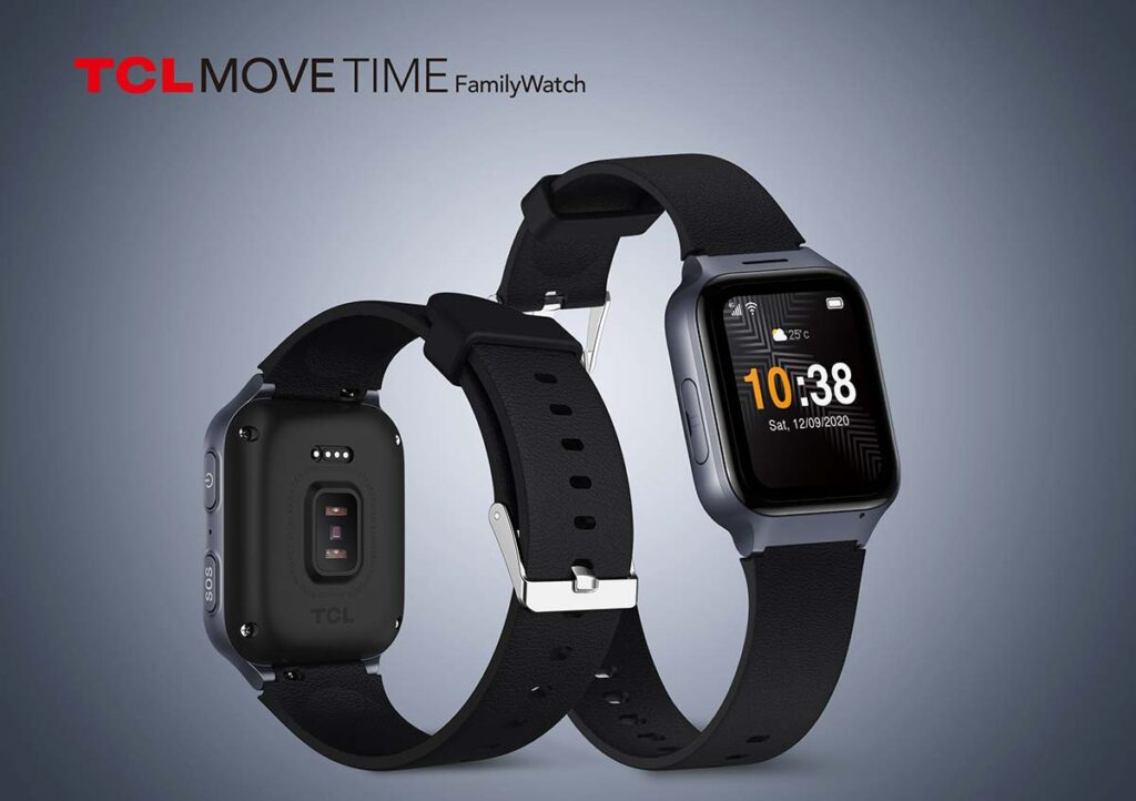 TCL Move Time smartwatch senior