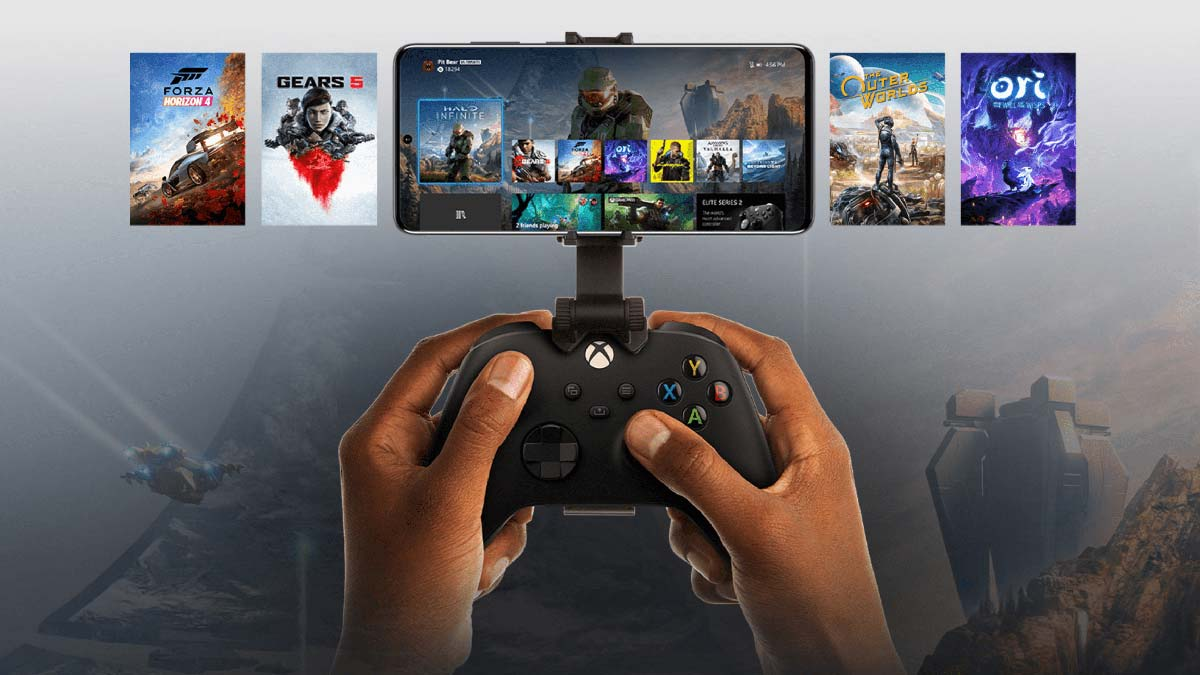 xbox app streaming xbox smartphone