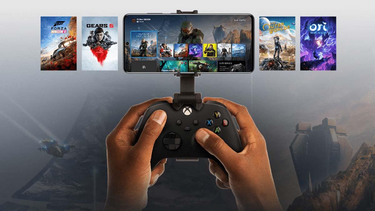 xbox app streaming xbox smartphone