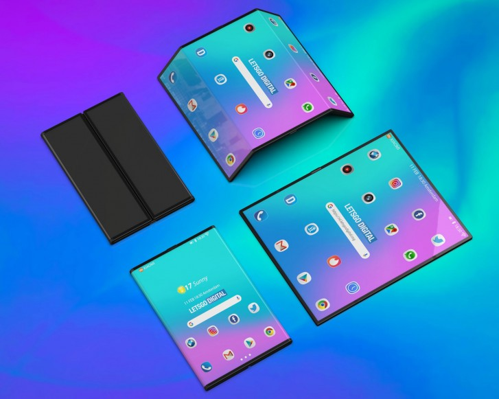 xiaomi flex smartphone dobravel