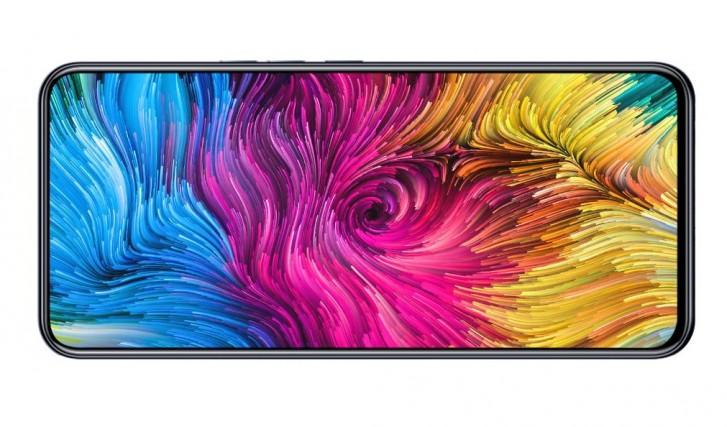 zte axon 20 5g smartphone android camara debaixo ecra 5