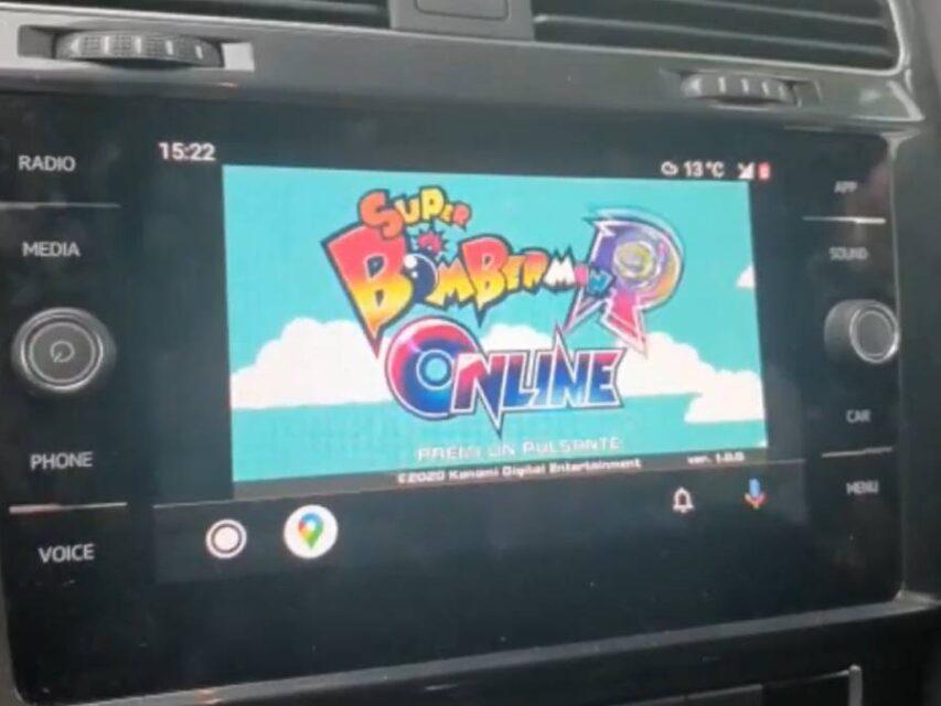 E se pudesse jogar Google Stadia no seu automóvel com Android Auto?