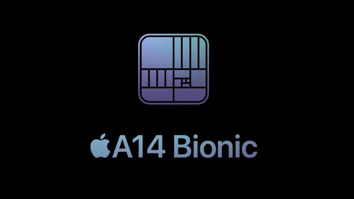 apple a14 bionic iphone 12