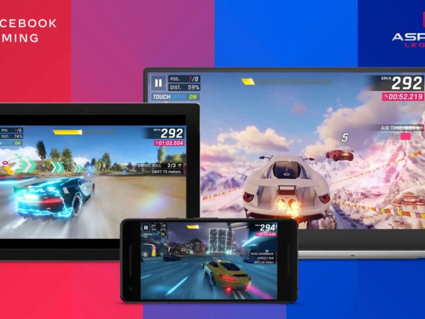 Facebook Gaming é a nova plataforma de cloud gaming