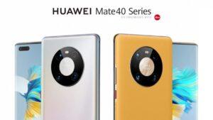 Série Huawei Mate 40 chega com argumentos de peso na despedida dos processadores Kirin