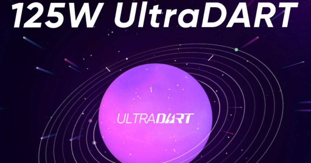 ultradart 125w realme