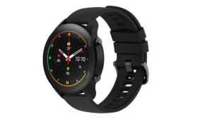Xiaomi também oficializou Mi Watch na Europa