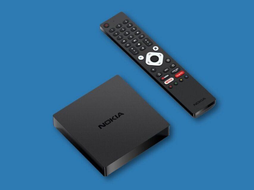 Nokia Streaming Box 8000 chega à Europa por menos de 100€