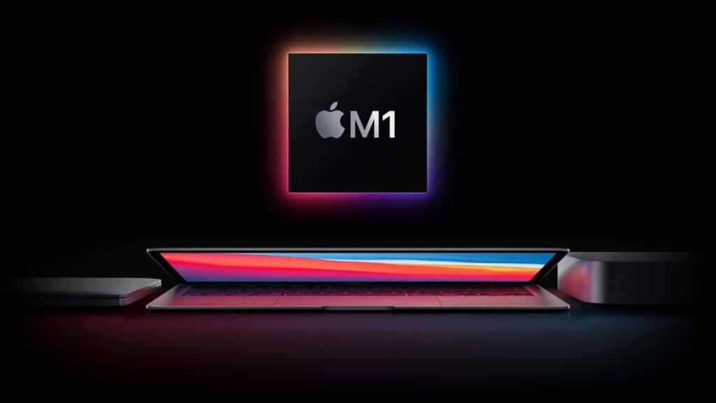 apple m1 processador arm