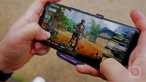 Novo ASUS ROG Phone surge em teste de benchmark