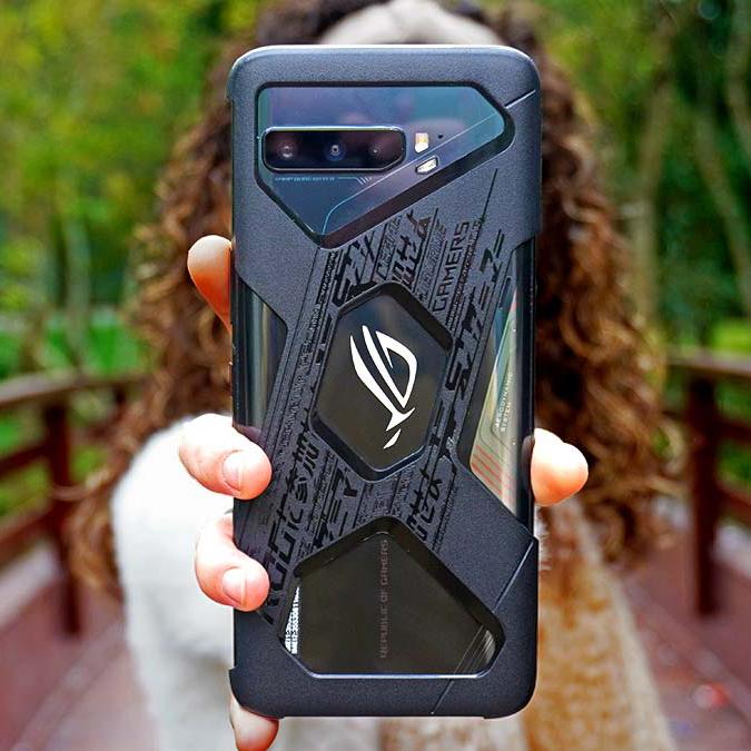 ASUS ROG Phone 5 deverá trazer pequeno ecrã na parte traseira
