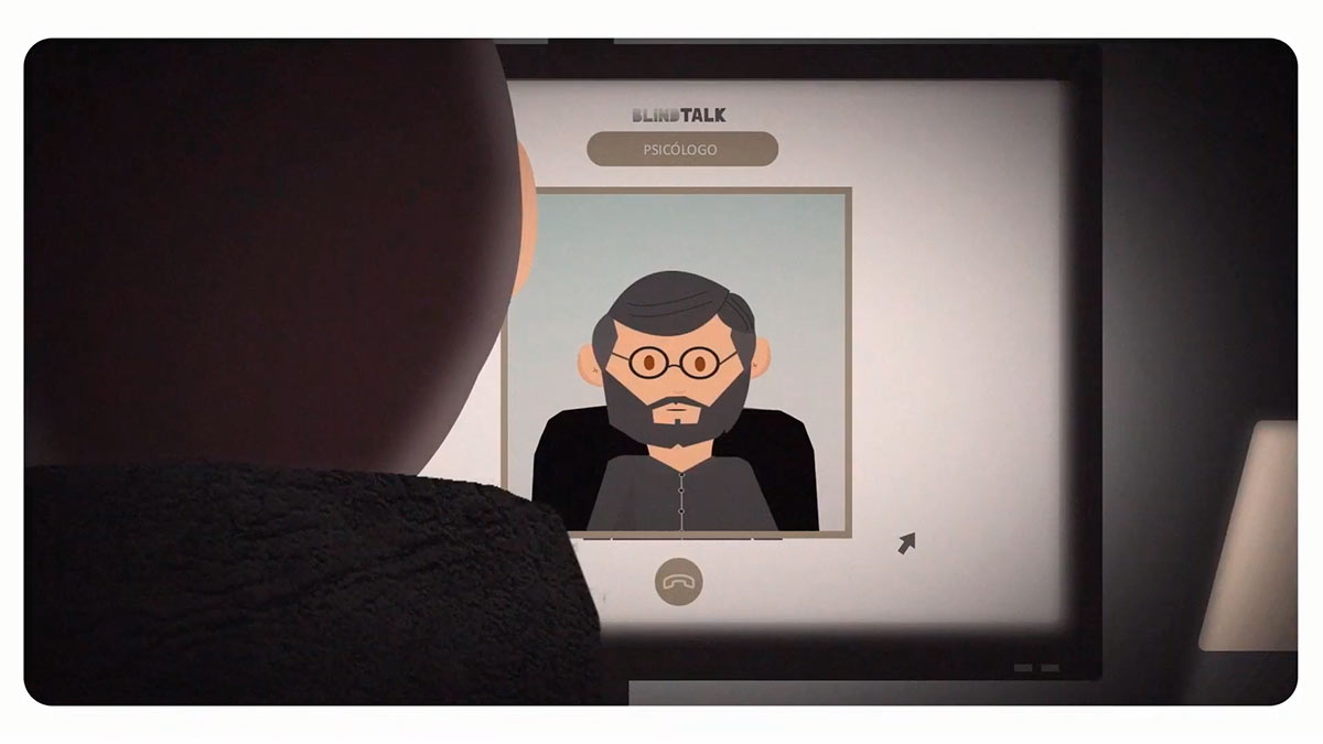 blindtalk psicologo anonimo online