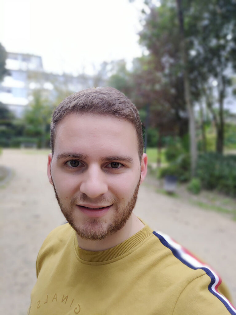 exemplo de foto ASUS ROG Phone 3