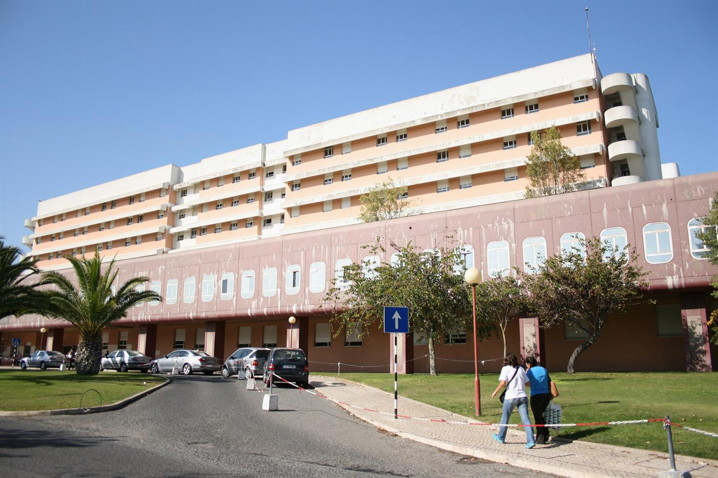 hospital garcia da horta