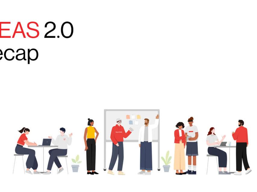 Estas foram as ideias que venceram o Ideas 2.0 e serão implementadas na OxygenOS
