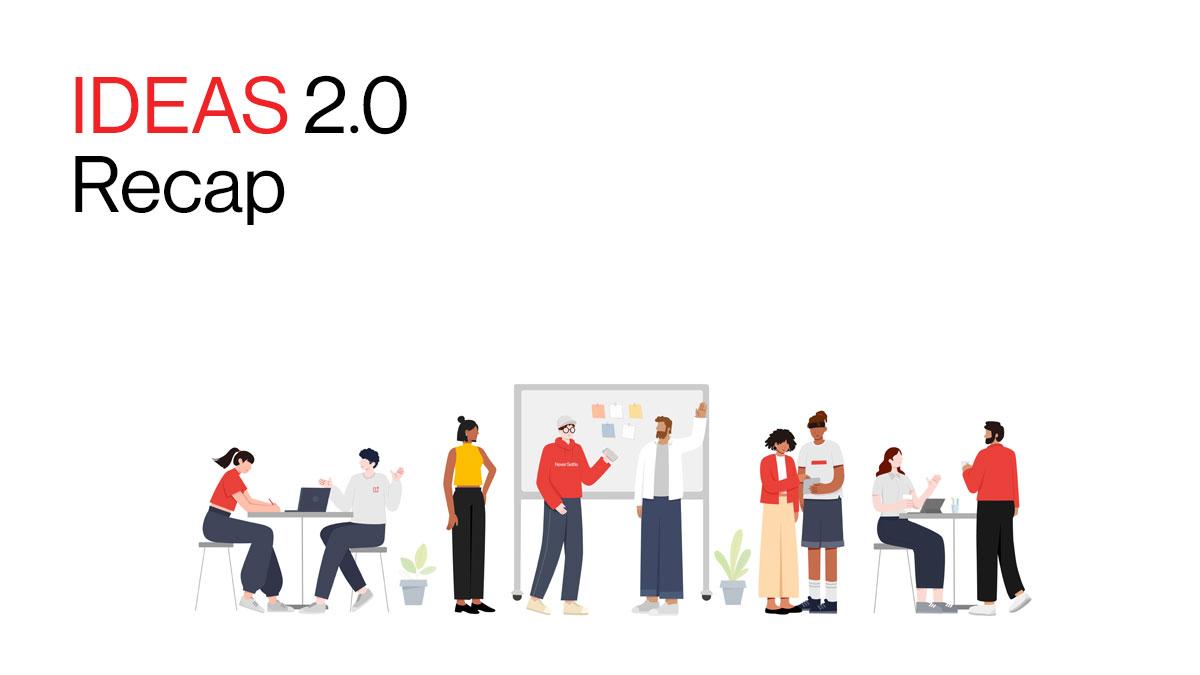 ideas 2.0 oneplus oxygenos