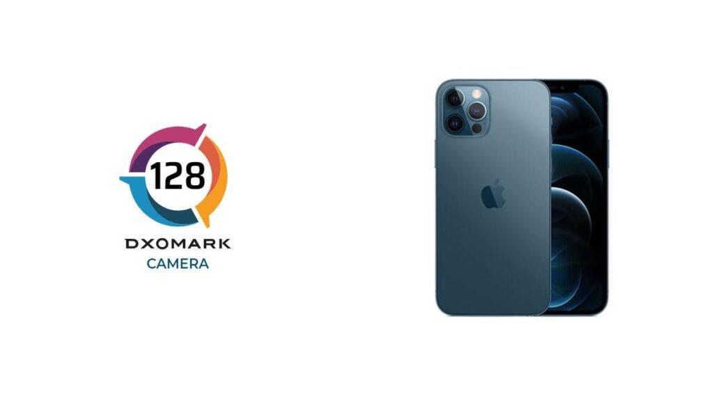 iphone 12 pro dxomark camara