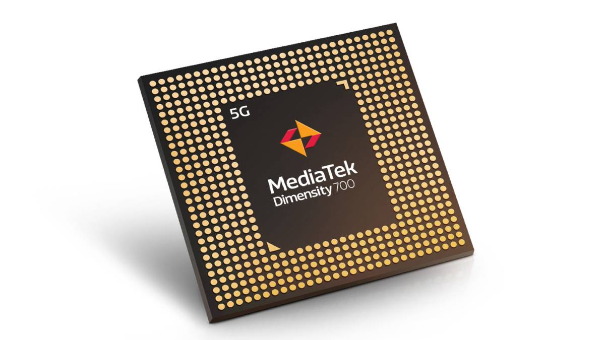 mediatek dimensity 700