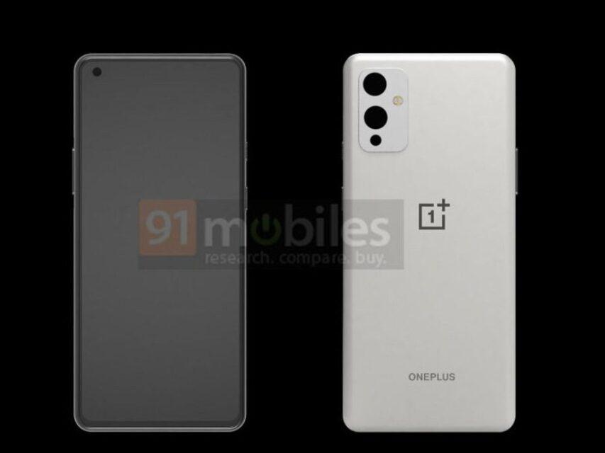 Especificações da câmara e aspeto do OnePlus 9 revelados por novo leak