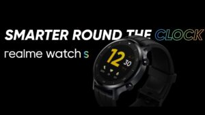 Realme Watch S chega oficialmente por 80€