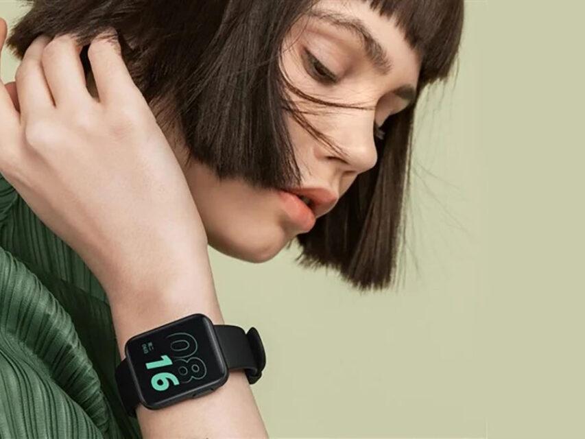 Redmi Watch lançado com um preço de 34€