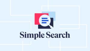 Simple Search - A extensão que lhe permite transformar o Google na versão de 1998