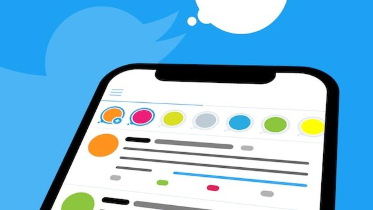 fleets twitter historias
